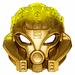Máscara Dorada de la Unidad de la Piedra
