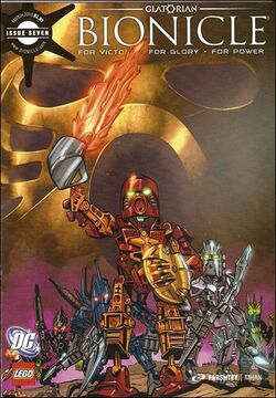 Bionicle Glatorian -7