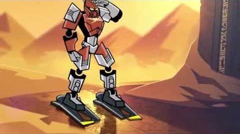 LEGO Bionicle 2015 - Pohatu - Master of Stone