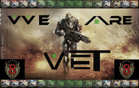 Veterans Of Section 8 Clan Logo 3