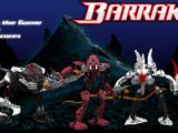 Juego de Plataformas Barraki