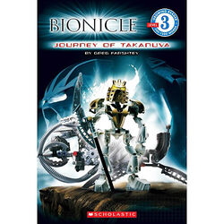 Bionicle Journey of Takanuva