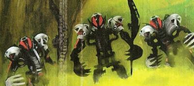 Especies makutonas