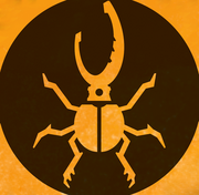 Simbolo Scarabax