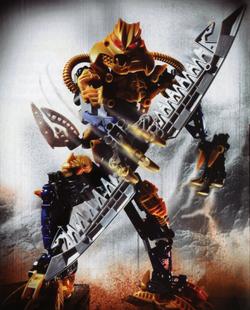 Warrior Brutaka
