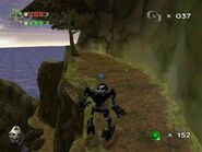 Mata Onua at a side cliff path LBLMN