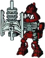 Avak als Minifigur