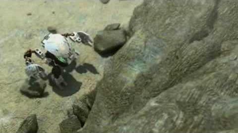 Bionicle Bohrok-Kal Pahrak-Kal