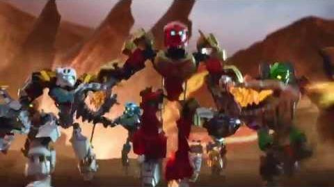 LEGO Bionicle 2015 - Battle for the Mask of Power Commercial