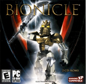 BIONICLE- The Game