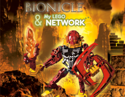 BIONICLE My Lego Network