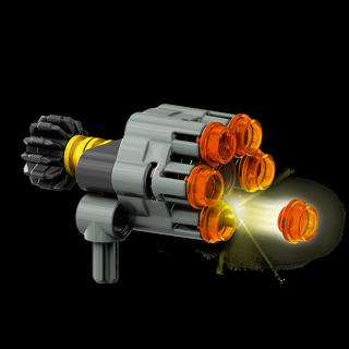 Elementar-Feuerblaster