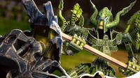 LLR Duelo en la Arena de Tarix vs