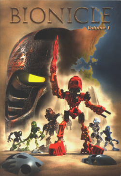 BIONICLE Volumen 1