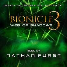 Bionicle 3 Red de Sombras Banda Sonora