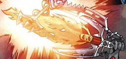 Espada de Flama Comic