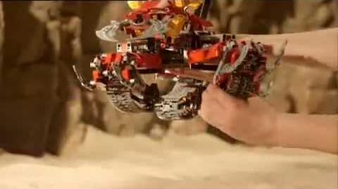 2009 Bionicle Vehicles commercial