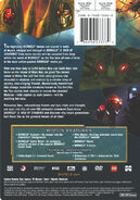 Back cover of Bionicle the Movie 3