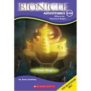 Bionicle Adventures -10 U.K. edition