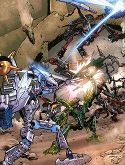 Comic Battle of Atero