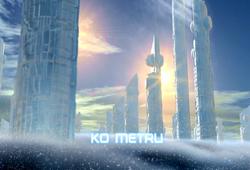 Ko-Metru película