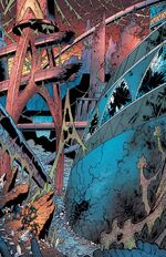Comic Le-Metru Ruins