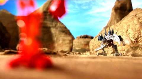 Bionicle Stars • Mini Series • Episode 4