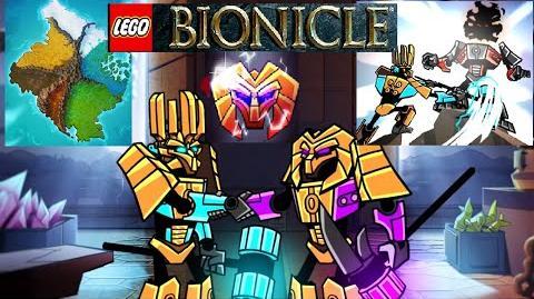LEGO BIONICLE 2015 Trailer The Legend of Ekimu & Makuta