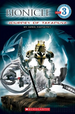 El viaje de Takanuva