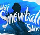 Lanzamiento de Bolas de Nieve Huai