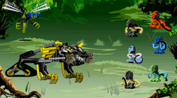 MNOLG Battle for Kini-Nui Combat-1-