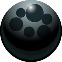 Set bubble dark