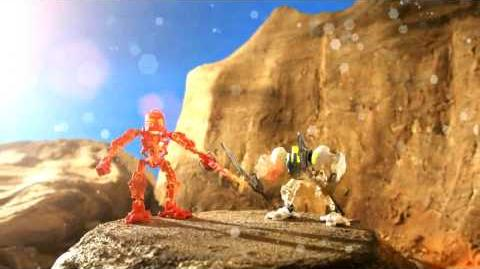 Bionicle Stars • Mini Series • Episode 2