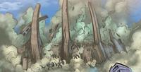 Comic Arena Magna Destroyed
