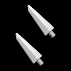Cuchillos arrojadizos