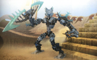 CGI Glatorian Gelu en Arena Magna