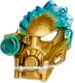 Máscara Dorada de la Unidad del Hielo