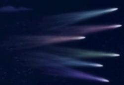 LoMN Toa Metru's Spirit Stars
