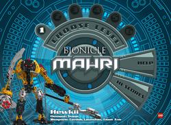 BIONICLE Mahri Hewkii