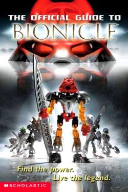 La Guía Oficial de BIONICLE