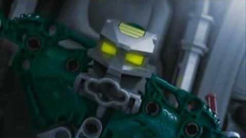 Bionicle Toa Mahri Deutsch 2007