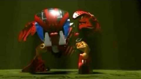 Bionicle Bohrok Tahnok