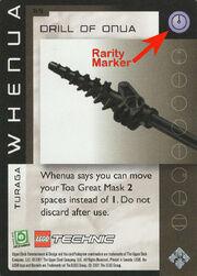 Rarity Marker