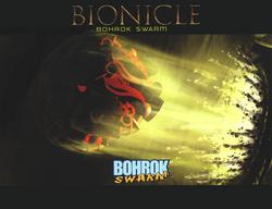 BIONICLE El Enjambre Bohrok