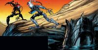 Comic Thok and Reidak Discover Vezon's Canister