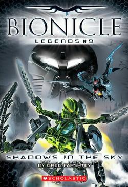 Bionicle Leyendas 9