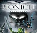 BIONICLE Leyendas 9: Sombras en el Cielo