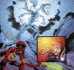 Comic Vezon and Kardas Frozen