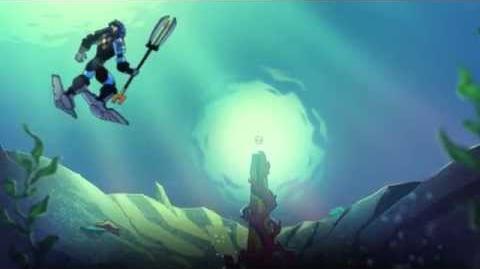 LEGO Bionicle 2015 - Gali - Master of Water