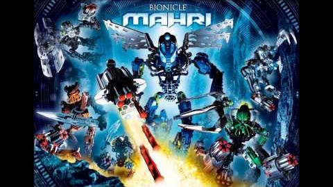 Bionicle Toa Mahri Theme(Face me)